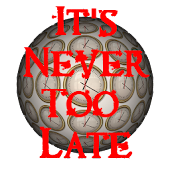It's Never Too Late Podcast
