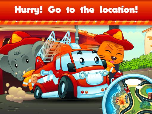 Marbel Firefighters - Kids Heroes Series  screenshots 7