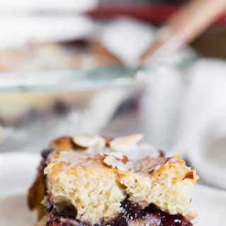 Cherry Fritter Cake.
