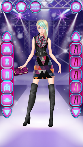 Fashion Show Dress Up Game 1.0.4 screenshots 12