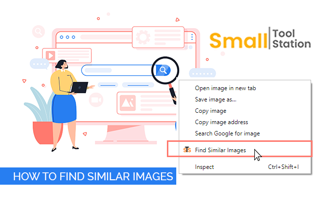 Reverse Image Search Tool for Chrome
