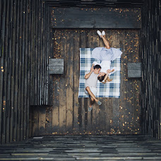 Fotografo di matrimoni Slava Semenov (ctapocta). Foto del 25.08.2016
