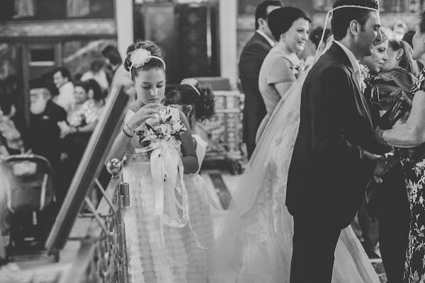 Wedding photographer Magdalene Kourti (kourti). Photo of 01.02.2014