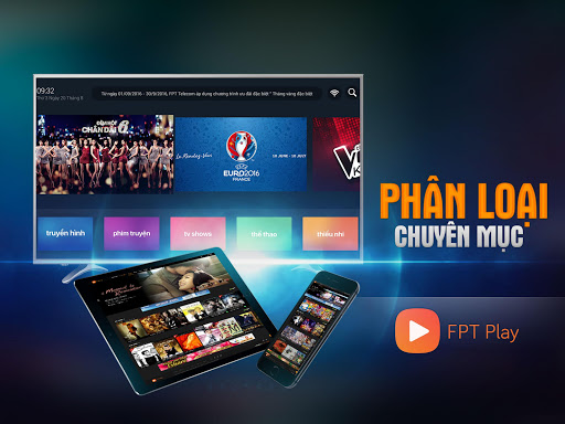 FPT Play for Android TV  12