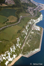 Photo: The White Cliffs of Dover