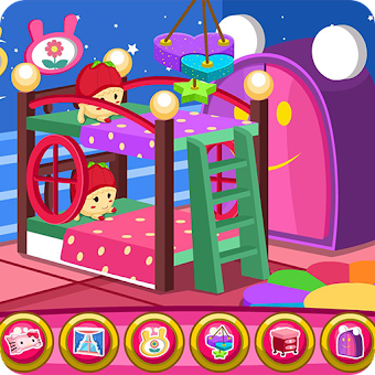 Baixar Twin newborn room decoration game para Android