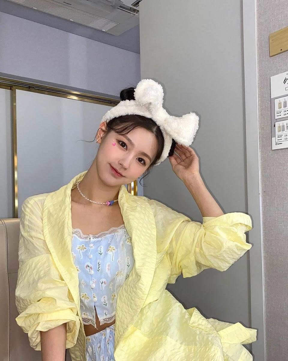 miyeon cute