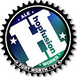 Logo for HopFusion Ale Works