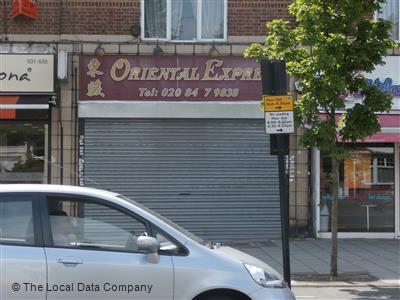 Oriental Express On Pinner Road Fast Food Takeaway In
