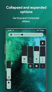 Ultra Volume: Custom Volume Slider Panel & Themes Screenshot