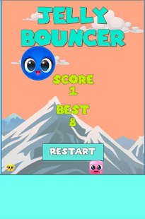 Jelly Bouncer – Endless Tap Arcade Jumper - náhled