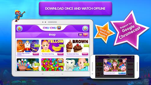ChuChu TV Lite - Top 50 Kids Nursery Rhymes Videos 3.0 screenshots 7