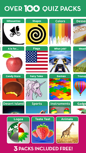 100 PICS Quiz - guess the picture trivia games screenshot
