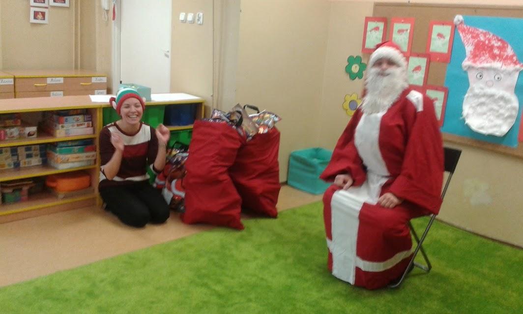 Krasnale: Spotkanie z Mikołajem
