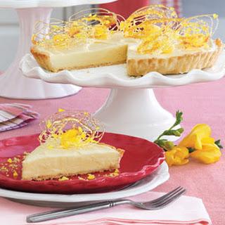 Lemon Velvet Tart