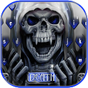 Death Skull Keyboard Theme Revenge icon