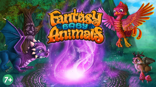 Fantasy Baby Animals LITE