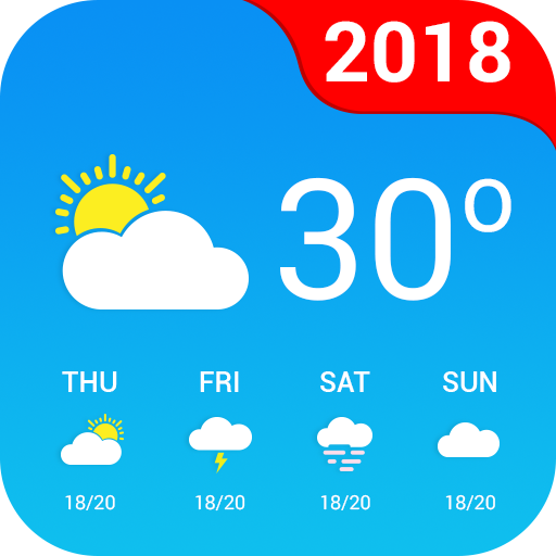 ایپس Hourly Weather Pro Android کے لئے