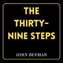 The Thirty-Nine Steps - Public Domain icon