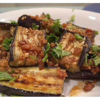 Garlic Eggplant Recipe