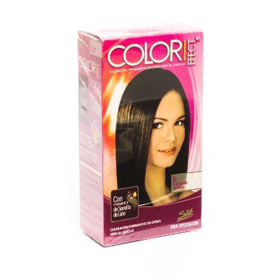 Tinte Slik Color Efect Kit 5 Castano Claro