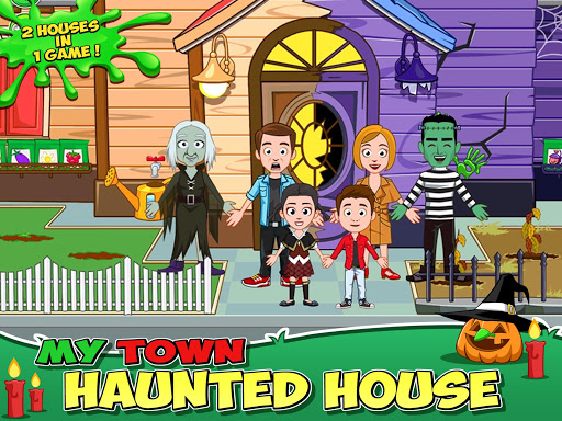 Download My Town : Haunted House MOD APK 1