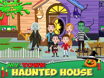 My Town : Haunted House 1.24 Mod + APK + Data UPDATED 1