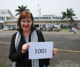 Photo: My country number 100! (according to Travellers Century Clubs country list and rules)
