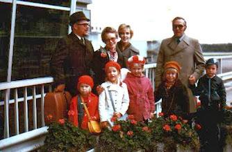 Photo: 19730900 Lähtö Amerikkaan