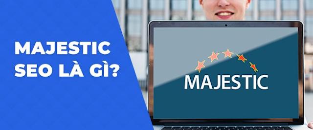 Majestic SEO là phương tiện check backlinks kẻ địch miễn phí
