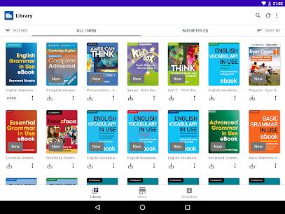 Cambridge Bookshelf Mod Apk v2.1.6 (Premium) 2