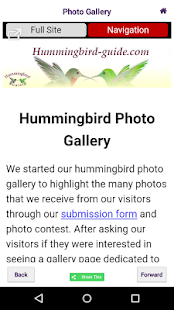 Hummingbird Tracker- screenshot thumbnail