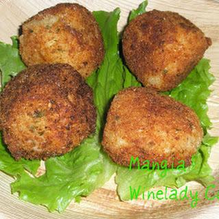 Rice Balls or Arancini