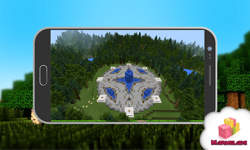 Map Hunger Games Forest Arena MCPE Apk 1.0.0 | Download Only APK ...