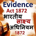 IEA in Hindi - The Evidence Act 1872 icon