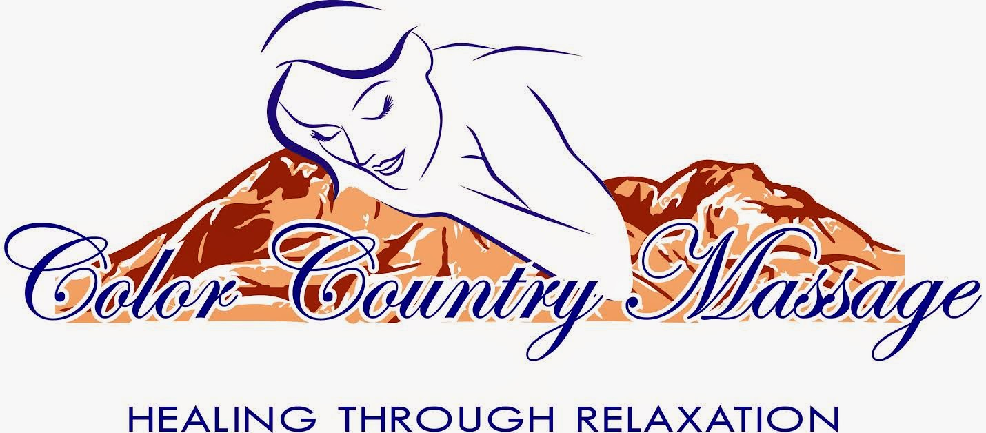 Color Country Massage image