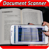 Document Scanner, QR & Barcode