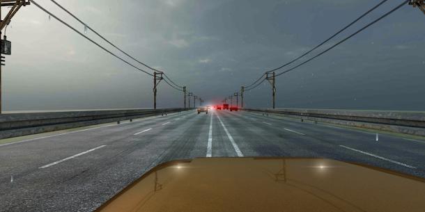 VR Racer: Highway Traffic 360 for Cardboard VR 2