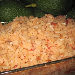 Authentic Delicious Mexican Rice