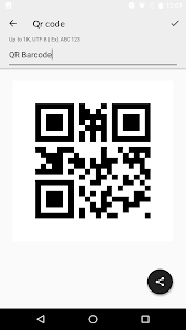 QR BarCode 1.5.1 (Mod)