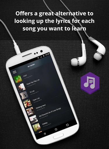 Music Player With Lyrics Guide