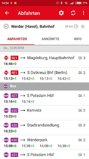 Bus & Bahn 4.5.4 (46) screenshots 2
