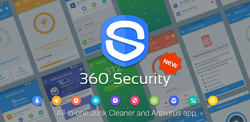 360 Security - Free Antivirus, Booster, Cleaner – Apps on