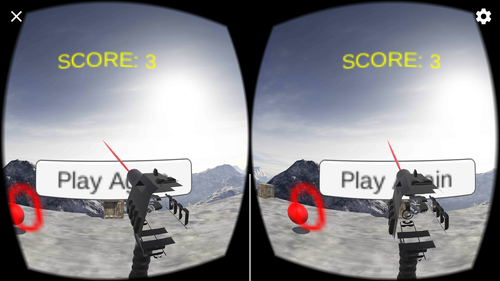 Shoot'em VR- screenshot