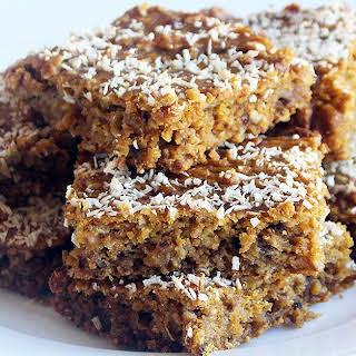 Oatmeal Coconut Bars Recipes.
