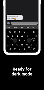 Typewise Keyboard – Big Keys, Privacy, Swipe App Download for Android and iPhone 6