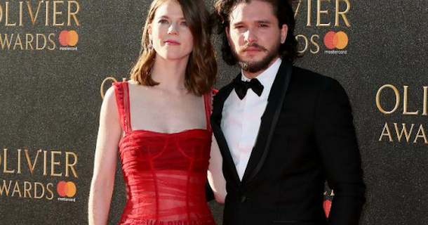 Rose Leslie wouldn't speak to Kit Harington after he revealed Game of Thrones ending