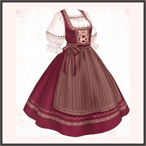 田園の真珠(赤)