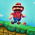 Super Barzo adventure platformer 3d icon