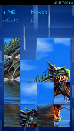 Puzzle Wallpapers: Dragons